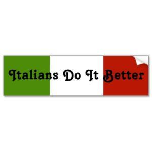 Avalon italians do it better