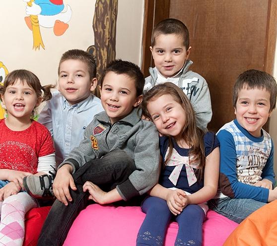 Poseban kurs za decu od 4 do 6 godina