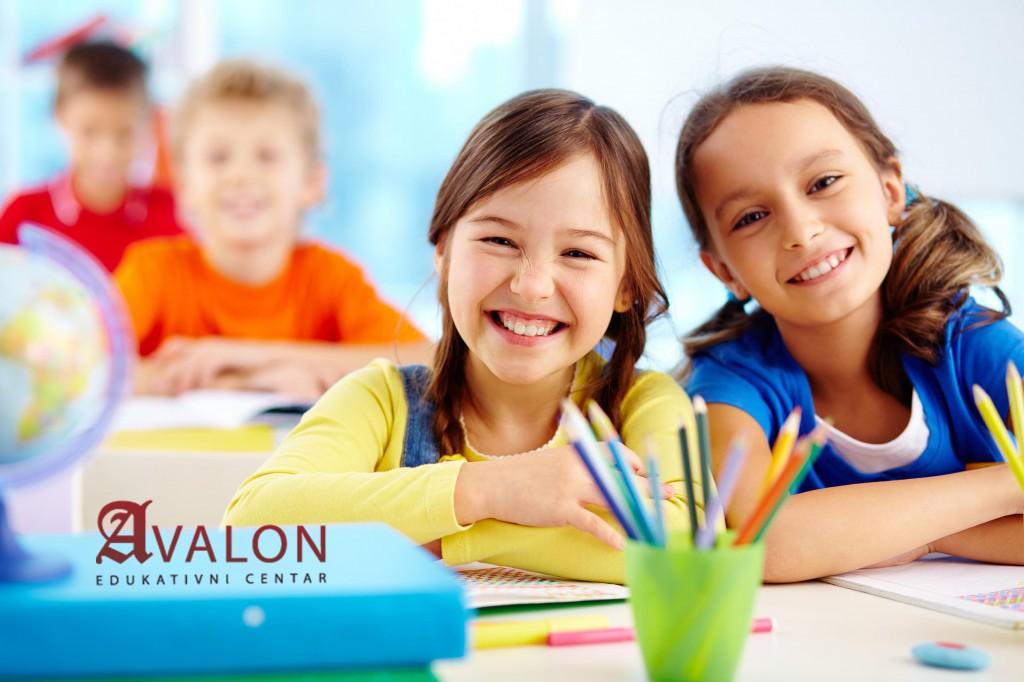 Engleski za osnovce Avalon Skola Jezika