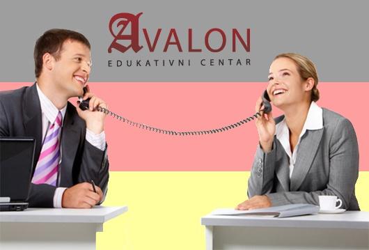 konverzacija nemački Avalon