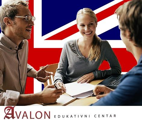 letnji kursevi konverzacije Avalon